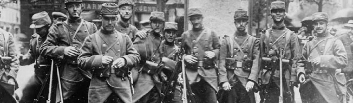 France & World War I's Triple Entente