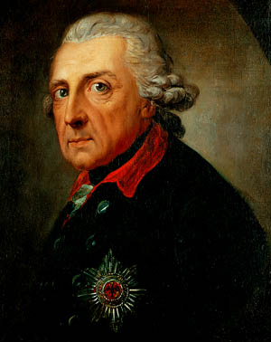 """One of the most famous contributions Frederick the Great made to warfare was the tactical concept known as the """"oblique attack"""" or """"oblique order."""""""