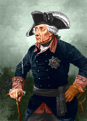 """One of the most famous contributions Frederick the Great made to the art of warfare was the grand tactical concept known as the """"oblique attack"""" or """"oblique order."""""""