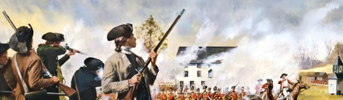 Blood on the Village: Battle at Concord