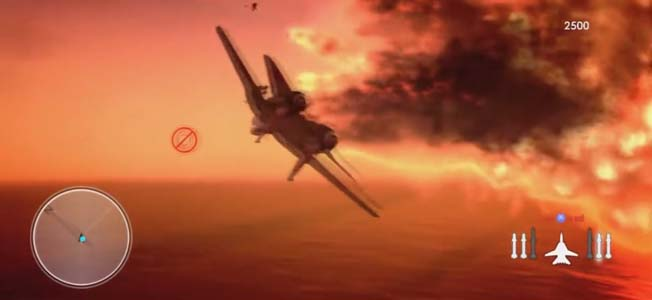 Top Gun: Hard Lock for XBOX 360 delivers fast-paced flying action with a healthy dose of nostalgia for fans of the movie.