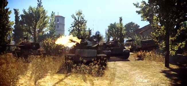 Wargarming's World of Tanks issues its 'Iron Brotherhood' update, and Rebellion's Sniper Elite III hits PS4 & Xbox One with all-new DLC.