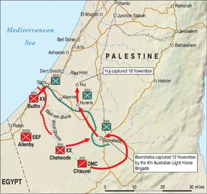 Gaza 4th Battle