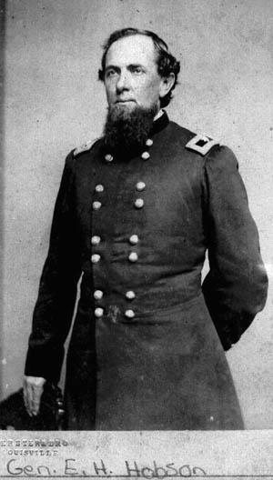 Brig. Gen. Edward Hobson.