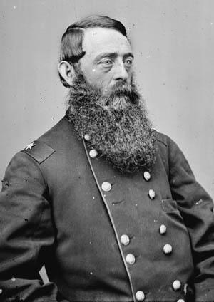 General David Gregg.
