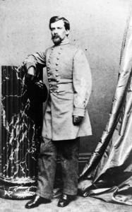 Lt. Col. John Pegram.
