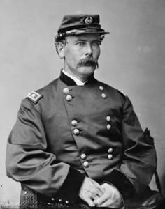 Union Colonel Thomas Devin.