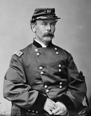 Union Colonel Thomas Devin.