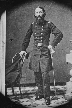 General William Lytle was wounded and captured.