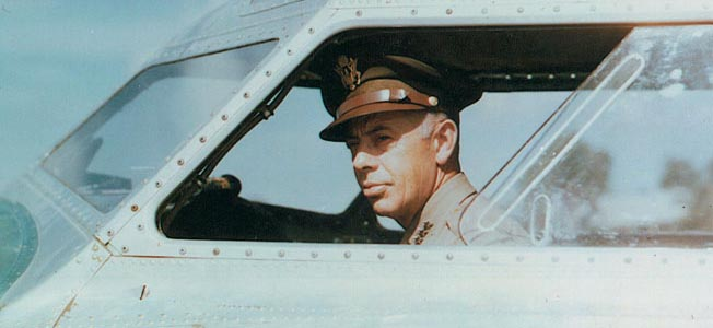 General George C. Kenney utilized his gifts of innovation and keen eye for leadership to great success during the Pacific War.