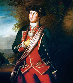 Say what you will about George Washington's abilities as a military man, he surrendered only once in his lifetime.