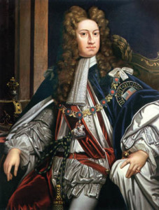 Great Britain's King George I.