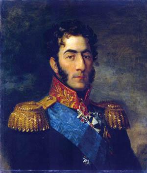 General Pyotr Bagration.