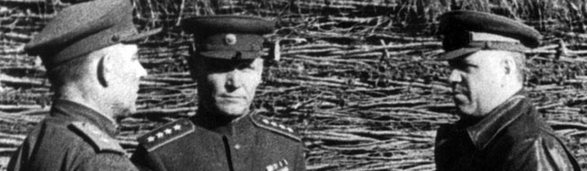 Georgy Zhukov and Ivan Konev: The Race to Berlin