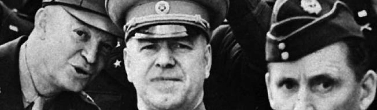Georgy Zhukov and Russia's 'Great Patriotic War'
