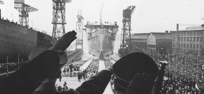 Germany's aircraft-carrier development masked a hidden struggle between Admiral Erich Raeder and Marshal Hermann Göring.