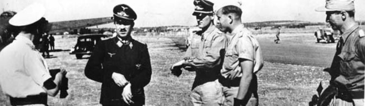 German Fighter Ace Adolf Galland