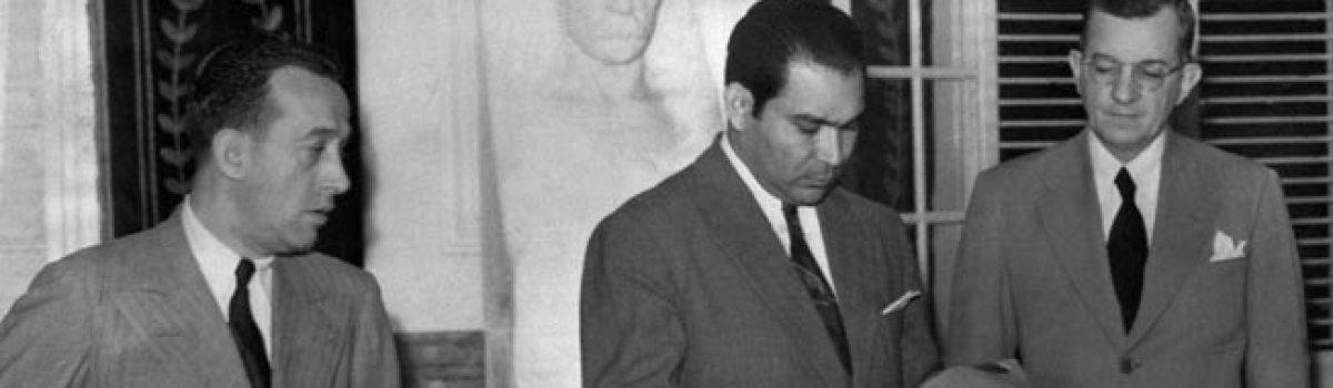 The Abwehr's Man in Havana
