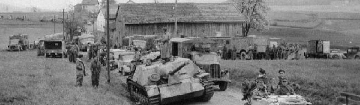 The German 11th Panzer Division: Giving Up the Ghost