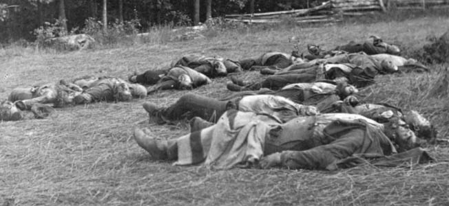 """A preview photo from our free briefing, """"The Battle of Gettysburg: Turning Point of the American Civil War"""""""