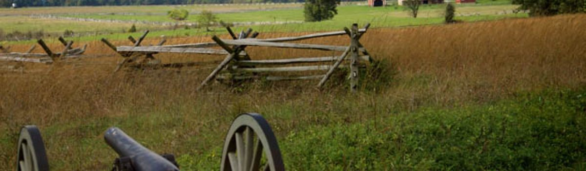 Comparing the Battle of Gettysburg to the Entire Civil War