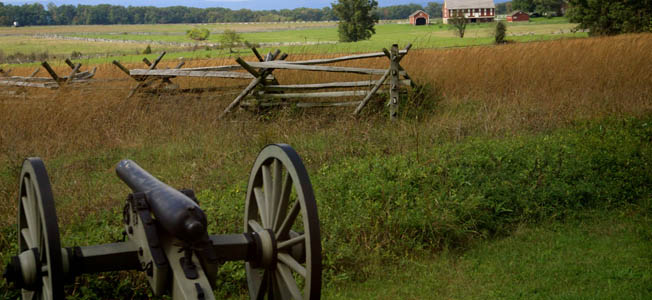 Looking back at the Battle of Gettysburg