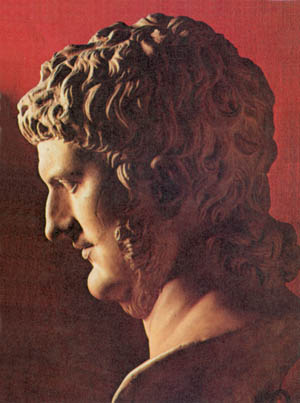 Every inch the essence of a Roman general, Gnaeus Domitius Corbulo was the man to whom emperors turned.