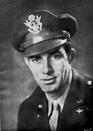 Lieutenant Joe Greasamar served as co-pilot aboard the B-17 bomber during crewman Nelson King's efforts to save other men who had lost their oxygen supply.