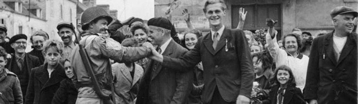 Greeting the Liberators: The Civilians of Normandy
