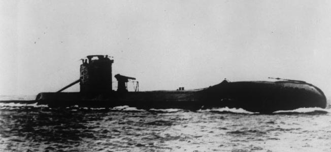The HMS Upholder exemplified courage during a daring Mediterranean cruise to assist in the fight against Rommel in North Africa.