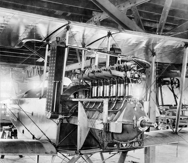 During World War I Hall-Scott produced  thousands of aircraft engines. The company achieved production and profitably records.
