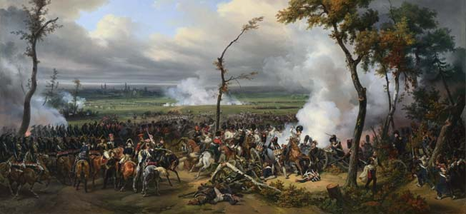 After his shocking defeat at Leipzig, all that stood between a sullen Napoleon Bonaparte and France was a lone Austro-Bavarian army at Hanau.