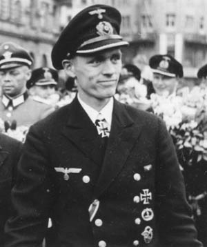 Captain Reinhard Hardegan became one of the most successful German submarine commanders during Operation Drumbeat.