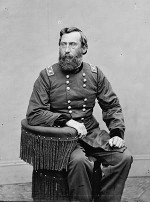General Henry Hunt commanded the artillery reserve in turn with Getty.