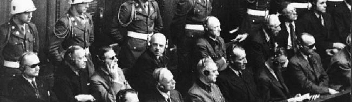 Hermann Göring and His Final Judgment at Nuremberg