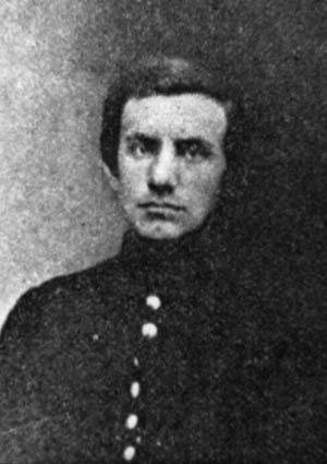 Second Lieutenant Robert Hitchcock, also took part at Harpers Ferry. He was killed at Bull Run.