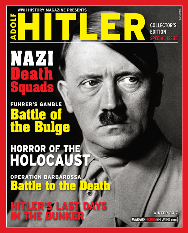 Adolf Hitler Collectors Edition Special Issue