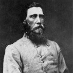 John Bell Hood at the Battle of Gettysburg