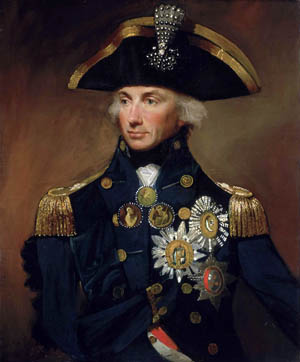 Horatio Nelson's decision to abandon his wife for Lady Hamilton has always tarnished his glory, but few others have ever sparked such admiration from the British people.