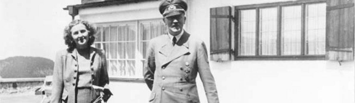 Eva Braun Meets Adolf Hitler