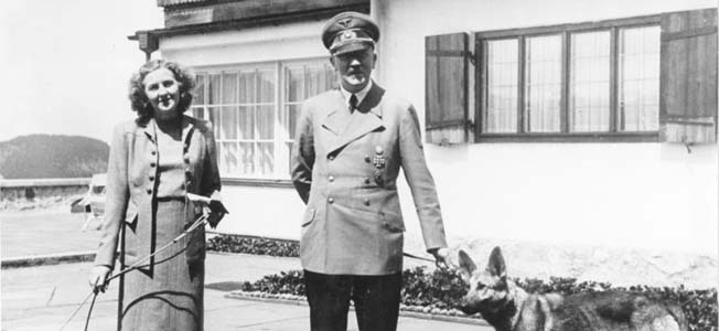 The long relationship between Adolf Hitler and Eva Braun began after the death of the future Führer's niece and earlier love interest, Geli Raubal.