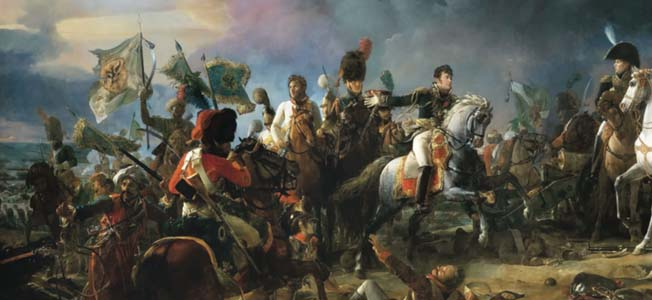 French General Count Jean Rapp saved Emperor Napoleon Bonaparte's life three times under widely varying circumstances.