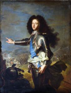 Louis, Duke of Burgundy.
