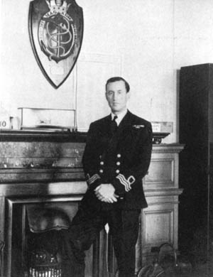 Before Ian Fleming Created 007, He Was an Undercover Agent for the British During WWII.