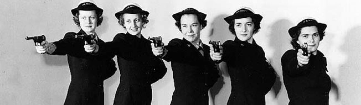 Important Women in World War 2: Women's Auxiliary Units