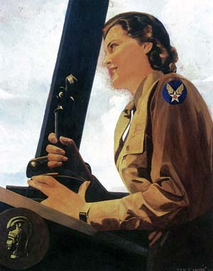 As Nurses, Reservists and  Corpsmen, those who served in the new female auxiliary units became some of the most important women in World War 2.