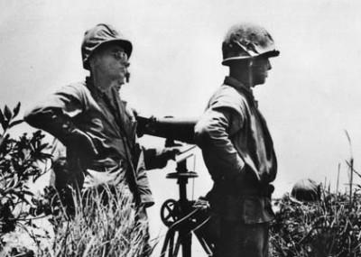U.S. Military Generals in World War II