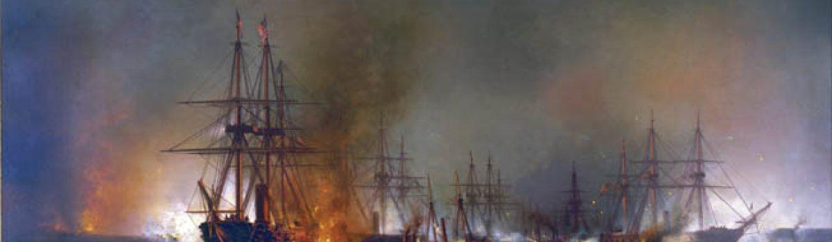 Attack of the Ironclad <em>Manassas</em>