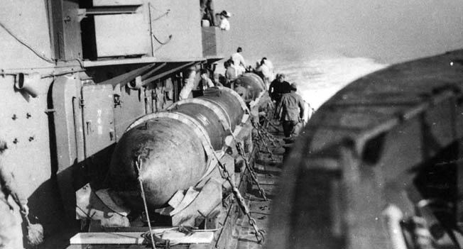 Numerous nations developed manned submersibles to attack enemy shipping during World War II and achieved some notable successes.