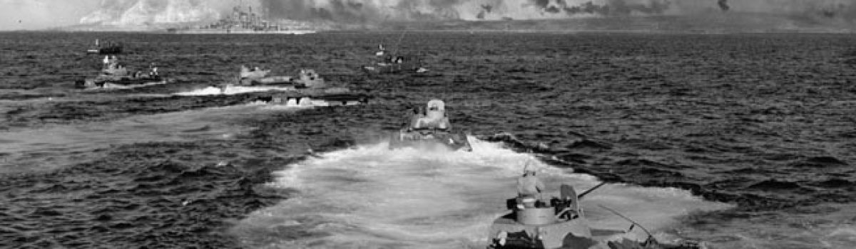 Joseph Bale: Naval Ensign at Iwo Jima